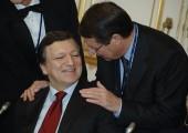 Никос Анастасиадис на встрече председателем Еврокомиссии